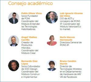 Consejo académico PONS